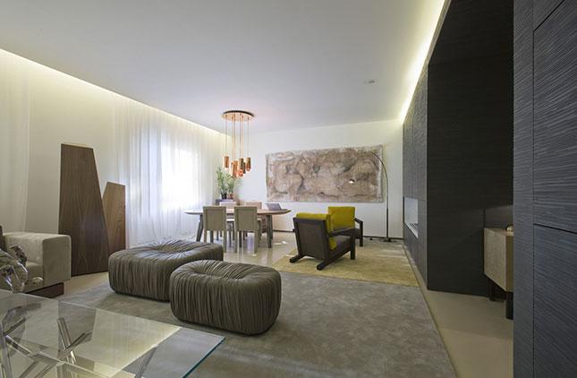 News su design ed architettura for Ingresso living su soggiorno
