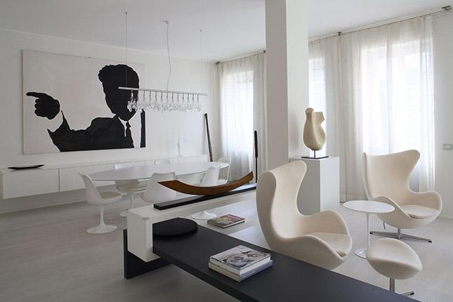 News su design ed architettura for Sedie per tavolo tulip