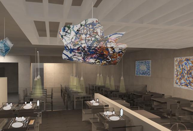 Design per l 39 innovazione di ristoranti e locali pizzeria for Ristoranti di design