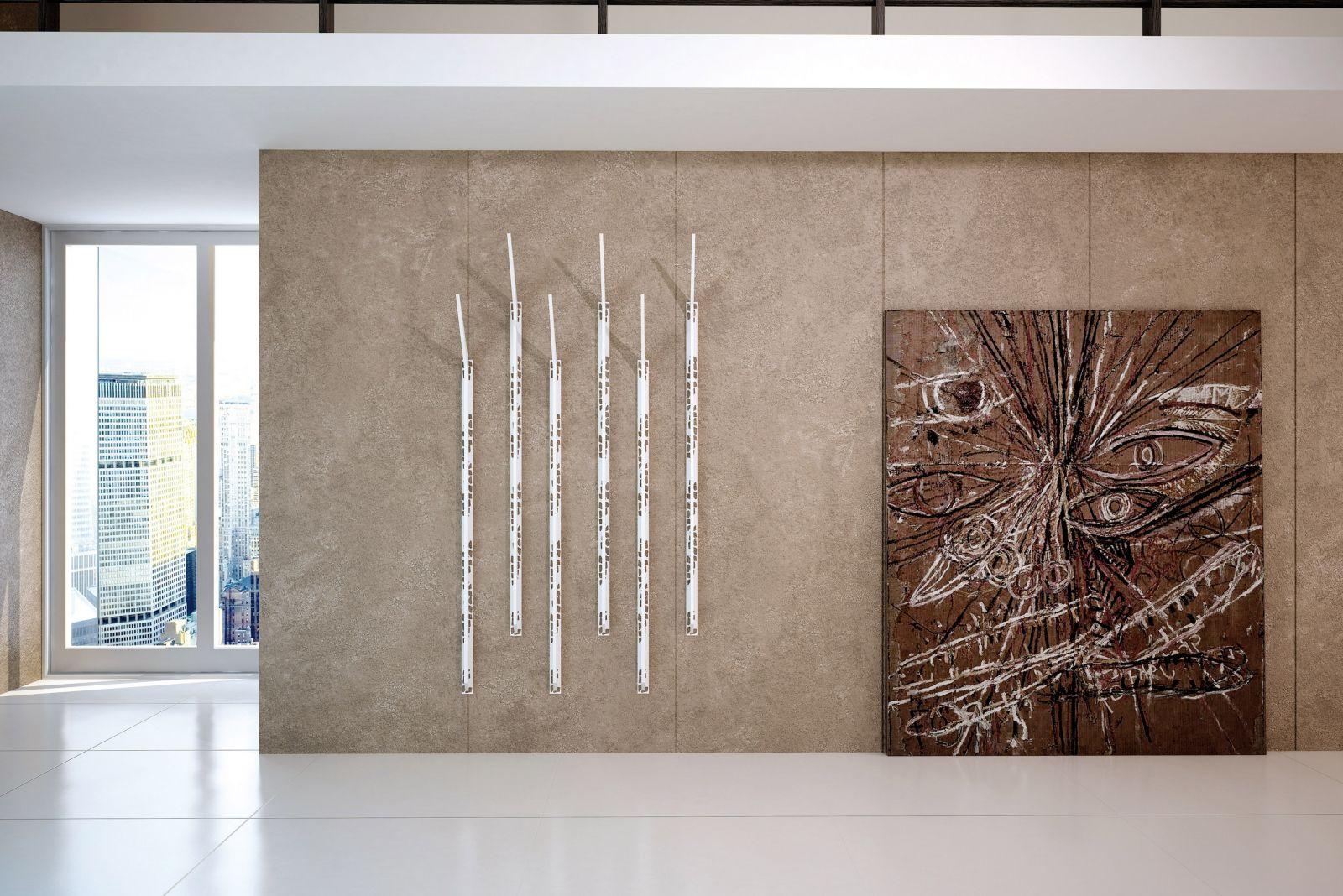 News su design ed architettura - Appendiabiti da parete di design ...