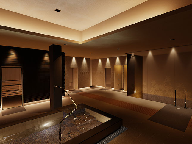 Design for wellness spa design for wellness spa for Arredamento spa e centri benessere