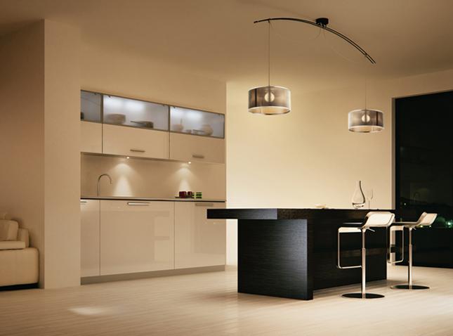 News su design ed architettura - Faretti a sospensione per interni ...
