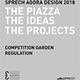 Sprech Agorà Design 2018 - GARDEN