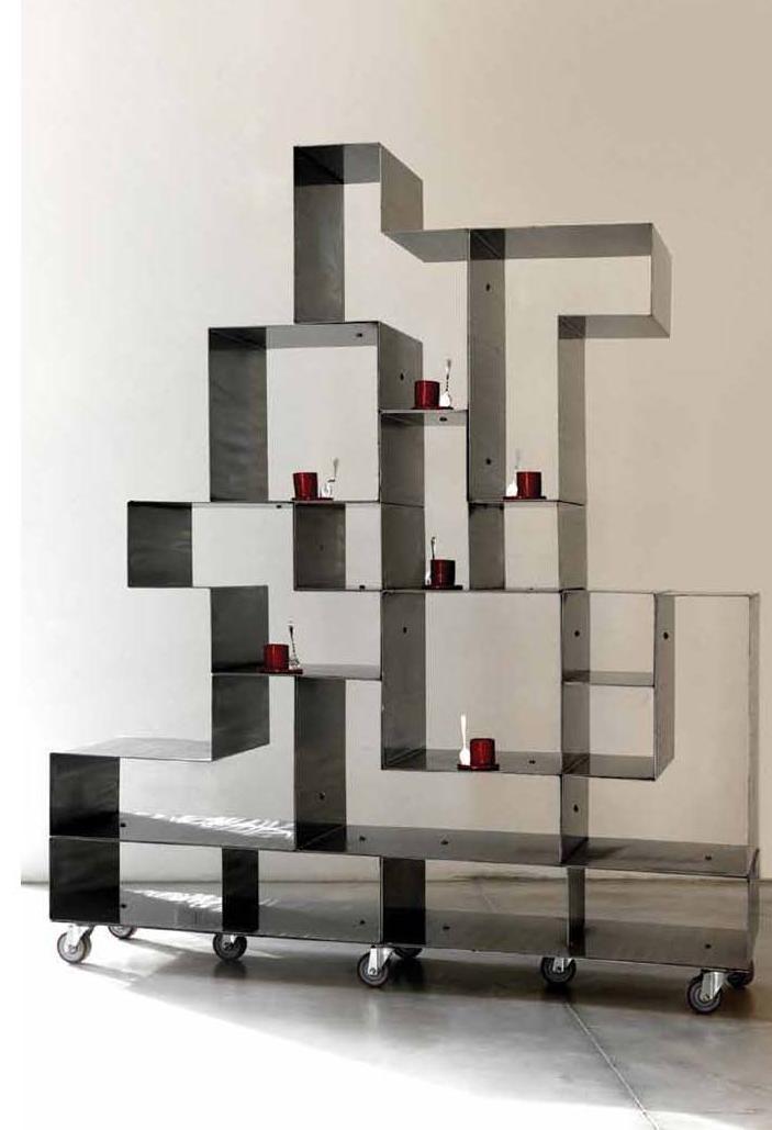 Libreria TETRIS - Dima Design - Promote Design