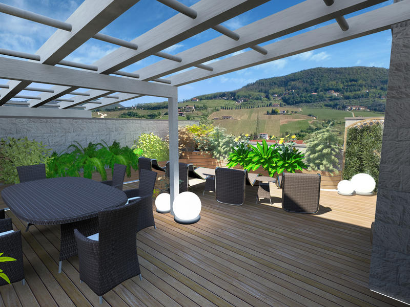 Stunning Terrazze Design Photos - Idee Arredamento Casa & Interior ...