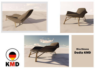 KMD GERMANY CHAISE
