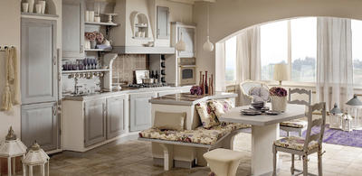 CUCINE COUNTRY CHIC