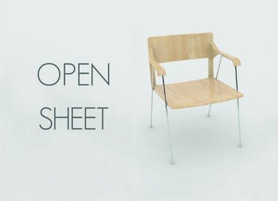 OPEN SHEET CHAIR