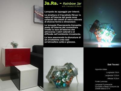 JA.RA.  -RAIBOW JAR