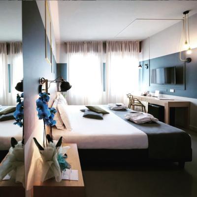 BW HOTEL CRISTALLO MN