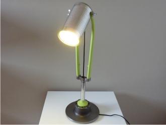 Lampada Barattolo Di Latta : Lampada gilberto pescatore