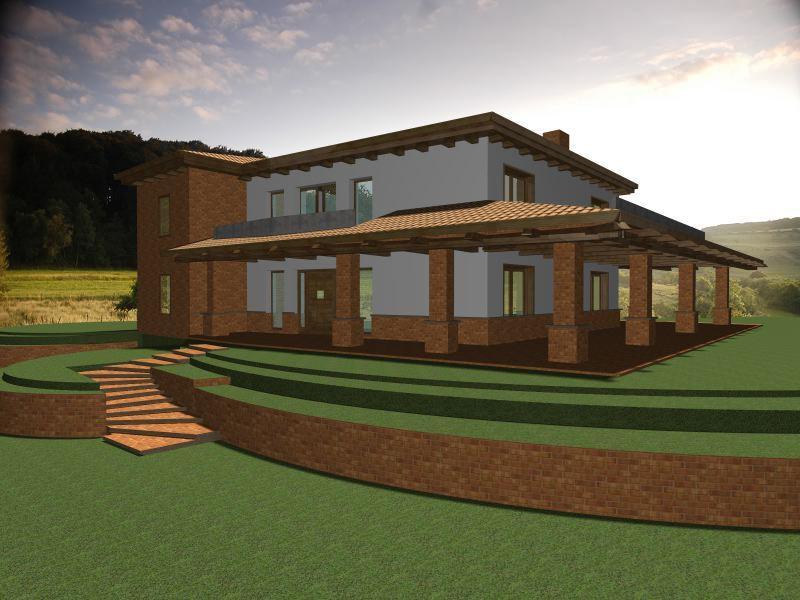 Top Progetto casa di campagna - Vivienne Brigitte Lamparella FP98