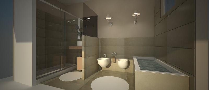 progetto bagno - amelia lamberto