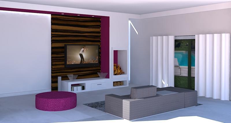 soggiorno design - Rosita Simeoli