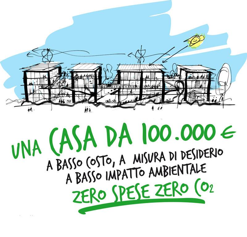 100K Home - Mario Cucinella