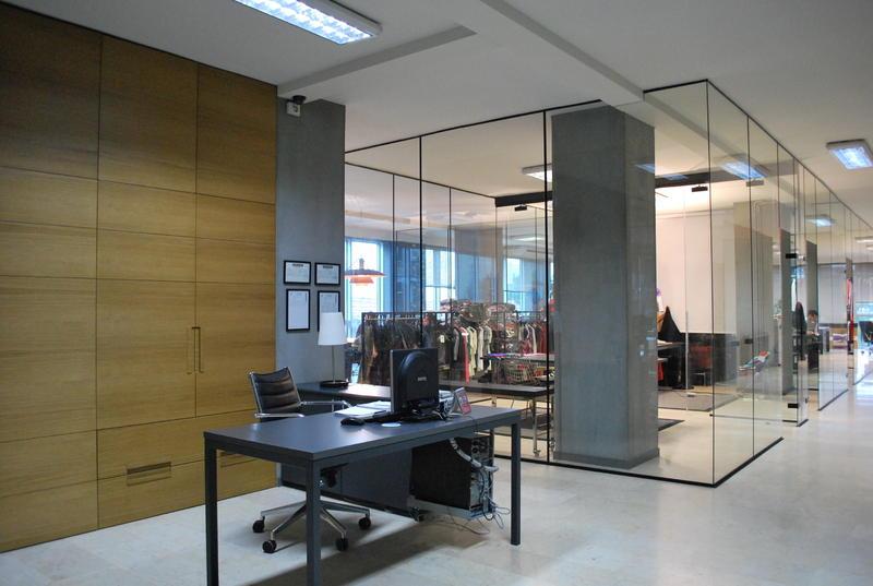 Interni Ufficio Design.Progetto Interni Ufficio Marco Manciocchi