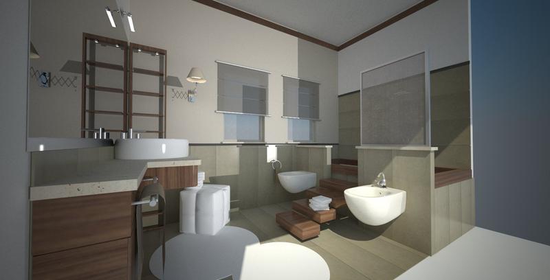 Progetto bagno amelia lamberto - Progetto accessori bagno ...