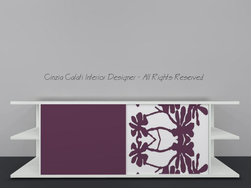Contenitore retro divano - Cinzia Calati
