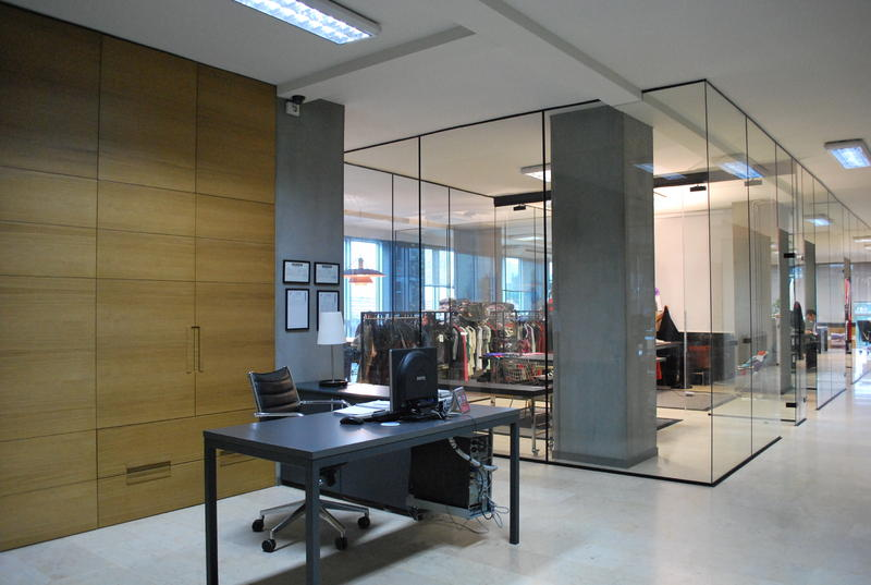 Progetto interni ufficio marco manciocchi for Interni ufficio design